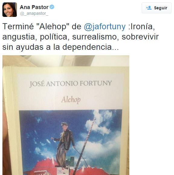 Twitt Ana pastor