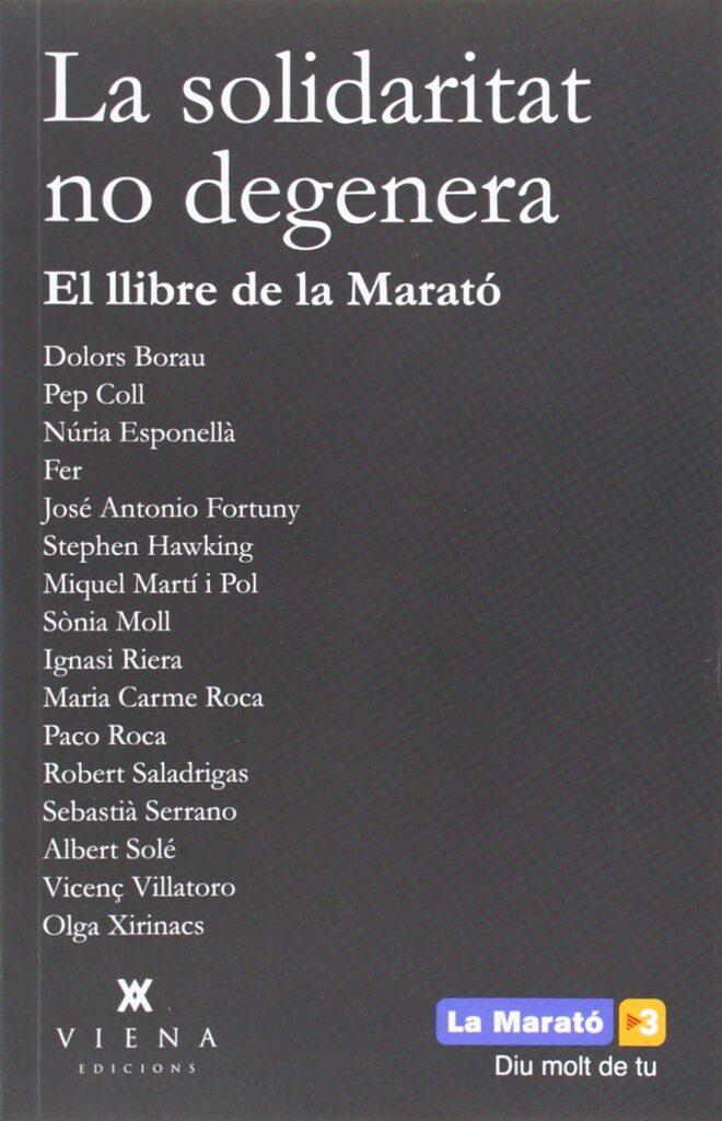llibre marato tv3